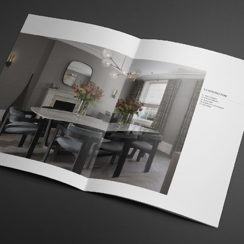 Brand Guide for Interior Designer