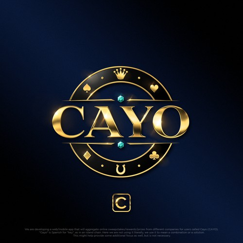 Logo design for Cayo