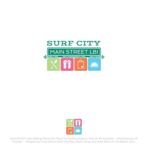Surf City: Main Street LBI