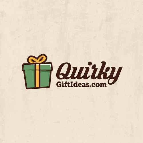 Logo for Quirky GIft Ideas