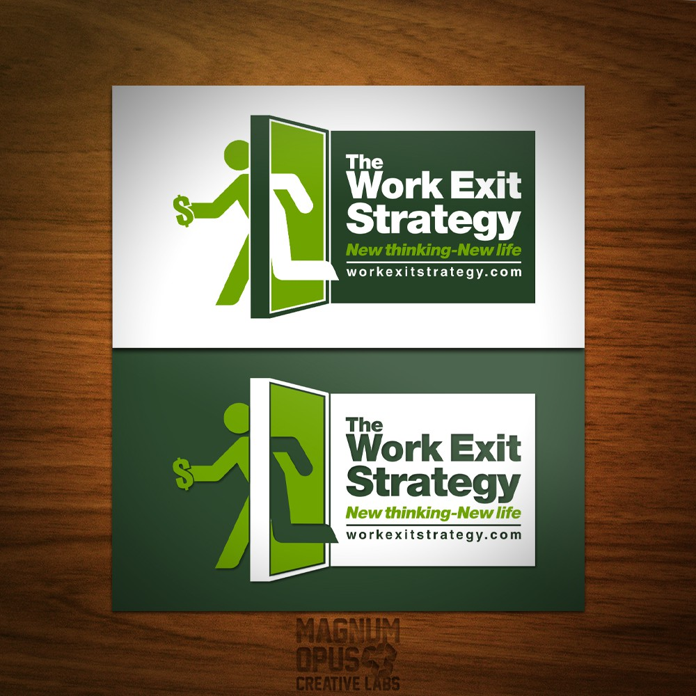 logo for The Work Exit Strategy (workexitstrategy.com)