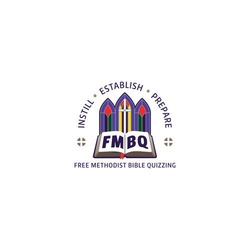 A logo for a quiz service online.
