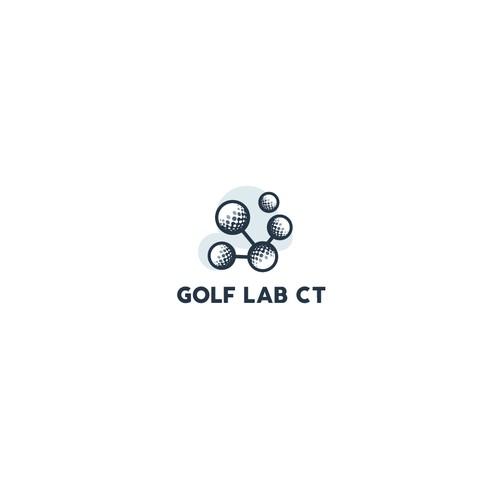 Logo Design for Golf Lab CT