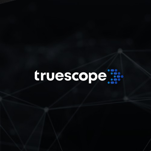Logo for truescope