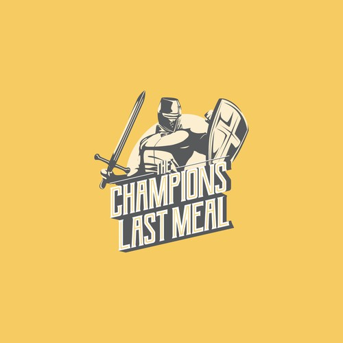 the champions last meal restaurant logo