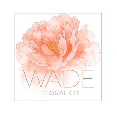Logodesign for a Florist