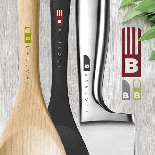 Beneloni logo concept