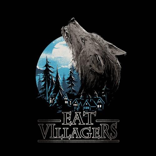 eat villagers