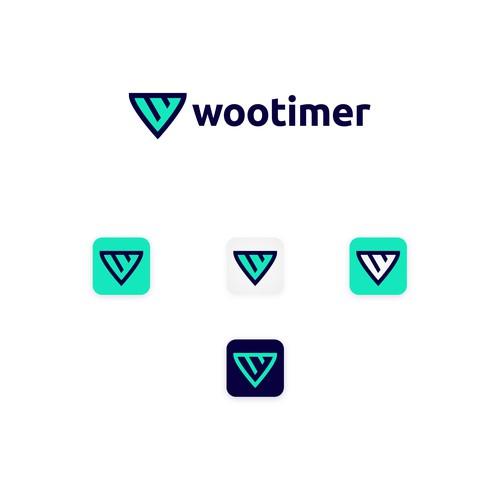 Winning Logo Contest - Wootimer