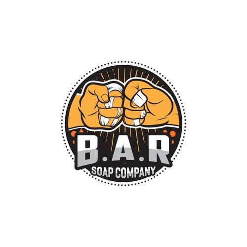 Bump And Roll (BAR) logo design