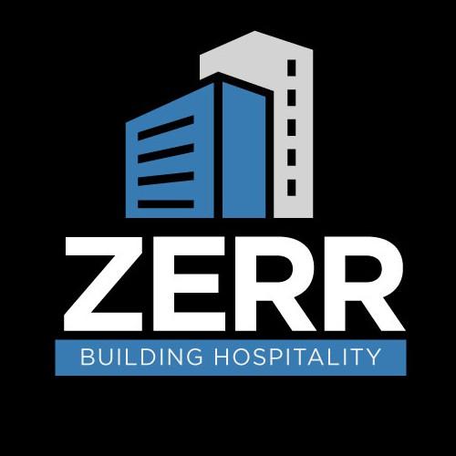 ZERR Inc. re-design logo