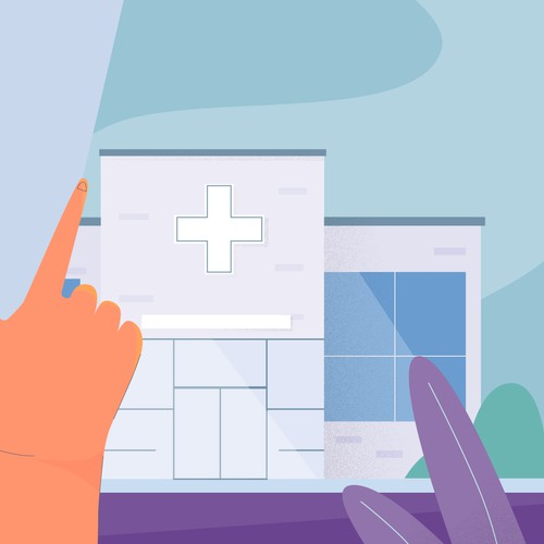 Online healthcare