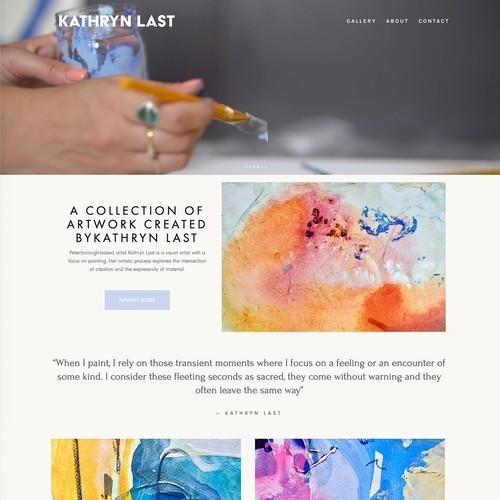 Kathryn Last Website