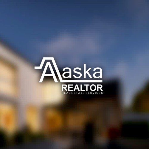 Alaska realtor. Hunting for the right logo