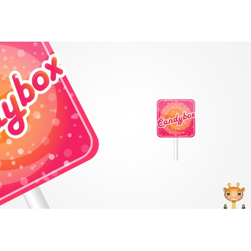 Help Candybox with a new logo