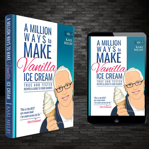 Ice cream book