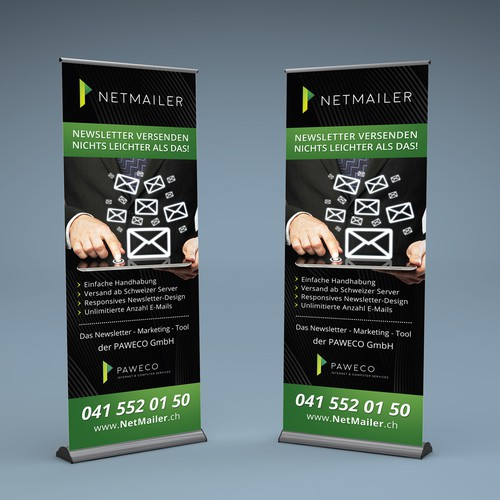 Rollup for NetMailer