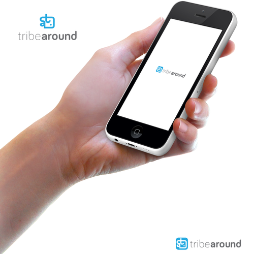 Create a stunning logo for TribeAround