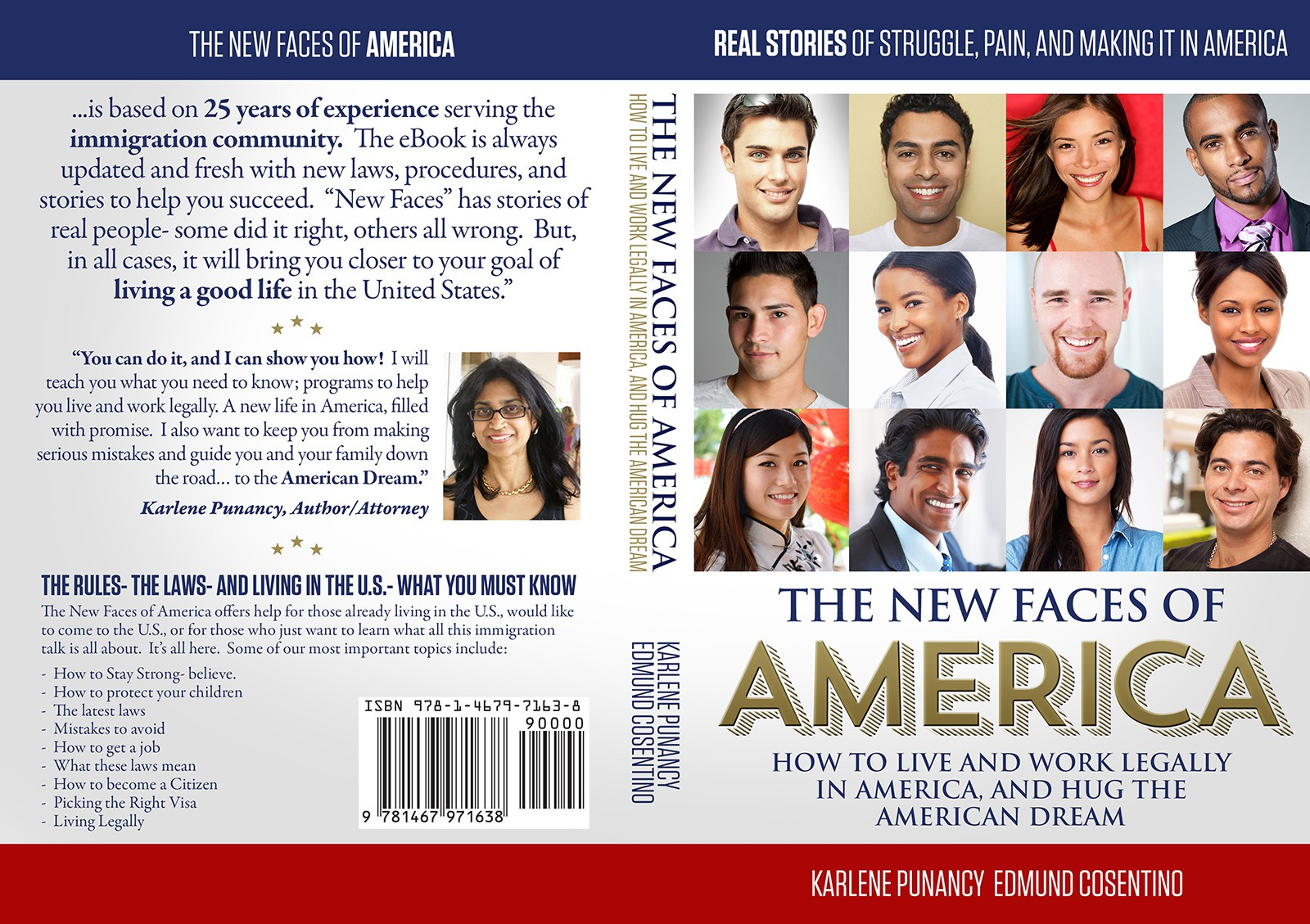 Multiculture Research Institute, Inc.  needs a new book or magazine cover