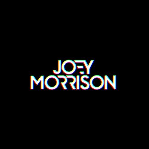 Joey Morrison DJ/ EDM Producer Logo Design