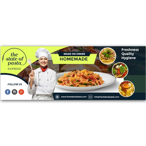 State of Pasta Restaurant Company LTD