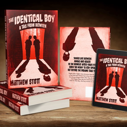 "Cover for ""The Identical Boy"""
