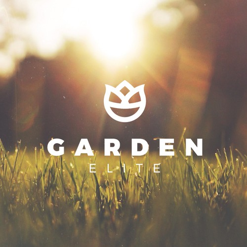 Logo concept for online retailer of gardening products