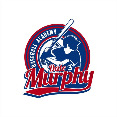 logo for MLB baseball players camp