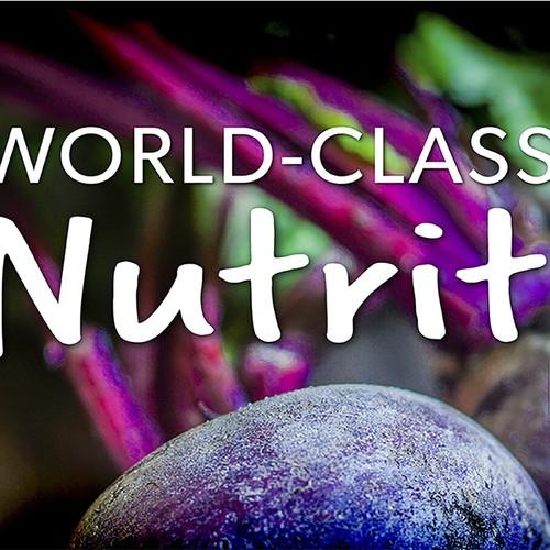 World Class Nutrition Facebook Banner