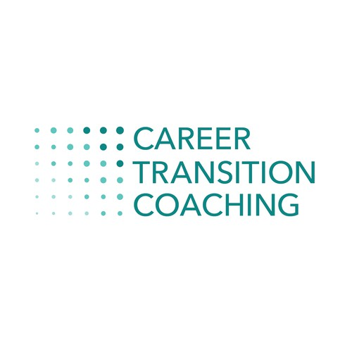Logo concept for business coaching
