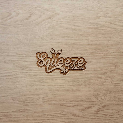Showcase your fun, funky and wild ideas with a kickass logo for the fanatics at Squeeze Creatives