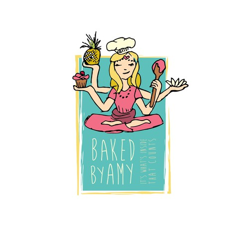 New logo wanted for Baked by Amy