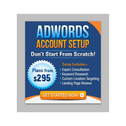 Create a BOLD ad for our Pay Per Click consulting service!