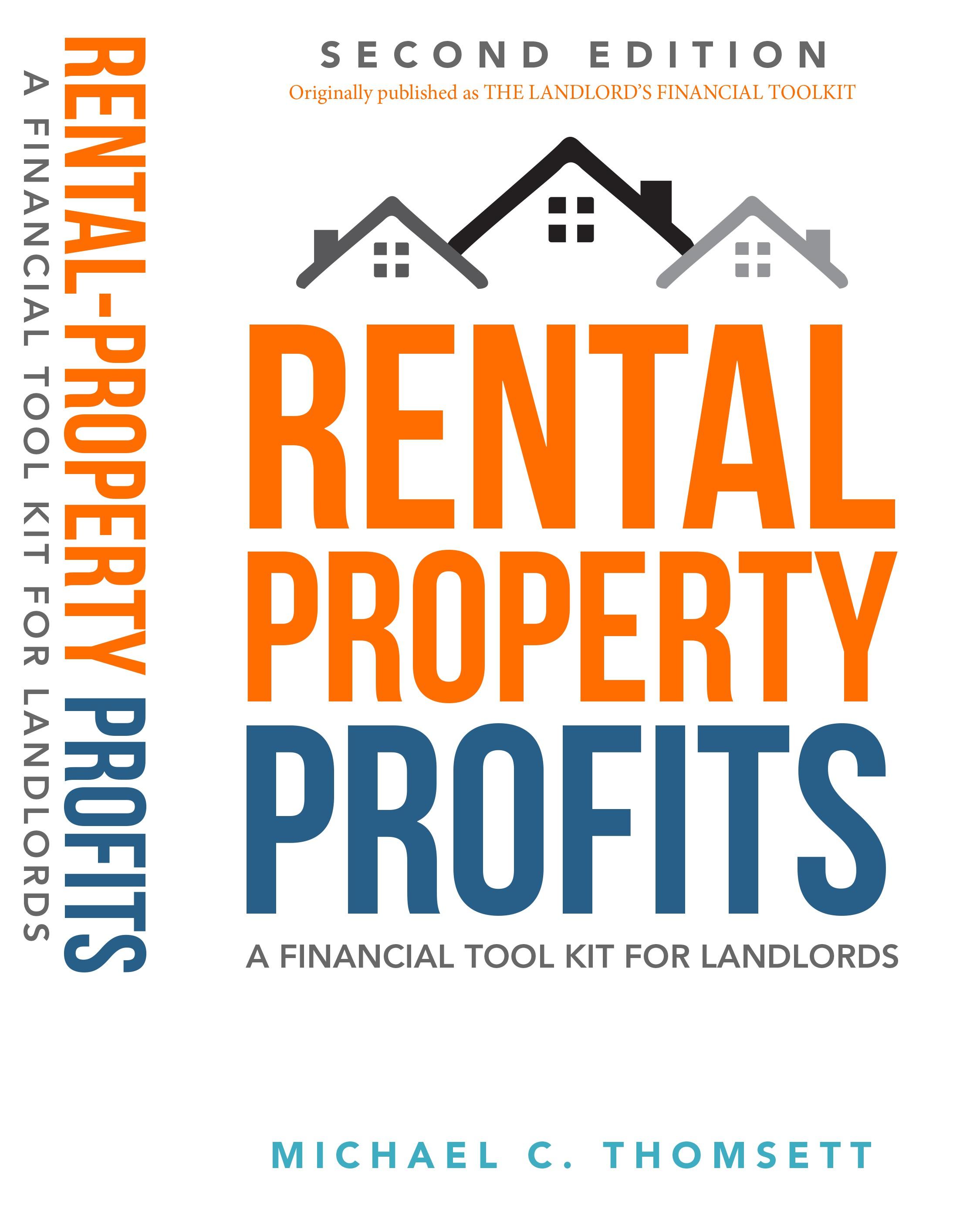 Rental-Property Profits — create a crisp, positive cover for us.
