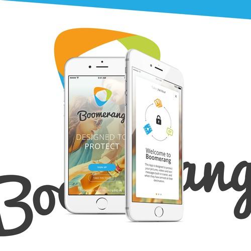 Design a fun, innovative mobile messaging application!