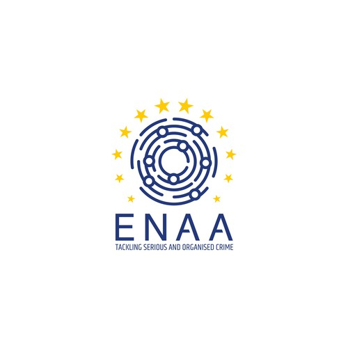 Logo for a new European crime network