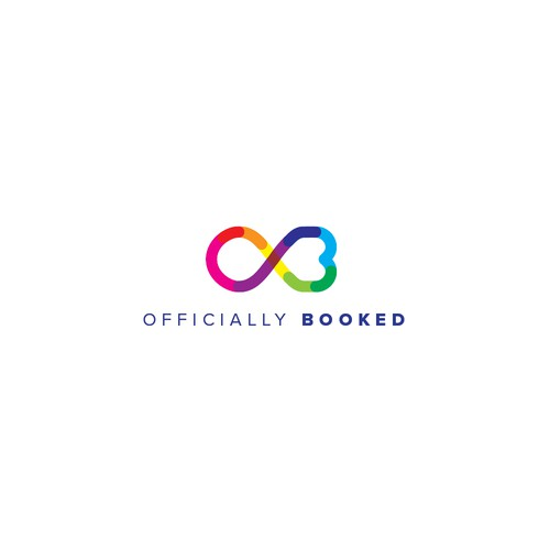 Officially Booked Logo