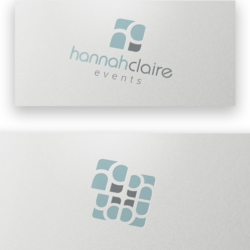 Help Hannah Claire Events with a new logo