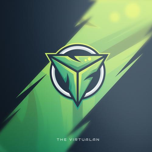 Bold logo for Gaming Center