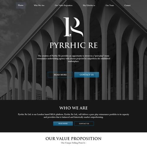 Pyrrhic re