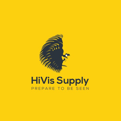 Logo character for HiViS Supply