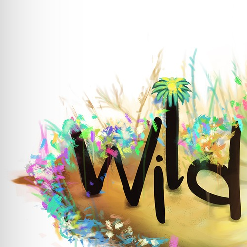 The Wild Flowers Painting