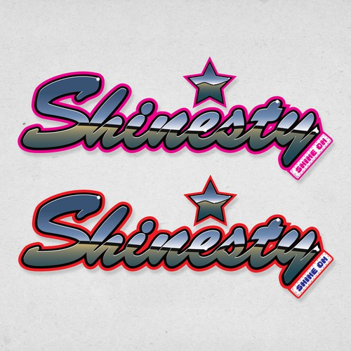 New logo wanted for Shinesty