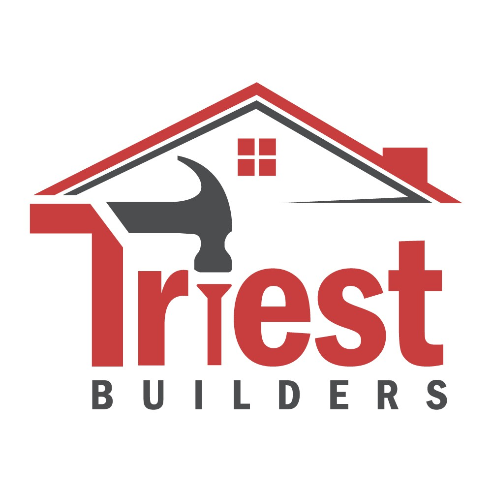 Triest Builders needs powerful logo