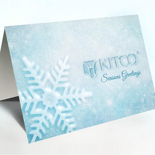 KITCO Christmas Greeting Card