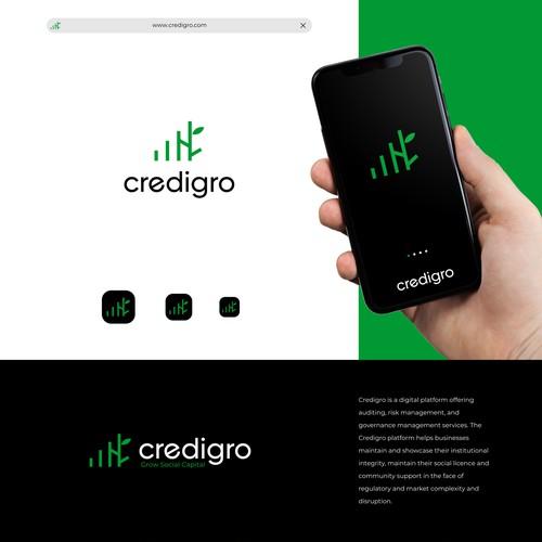Logo for Credigro