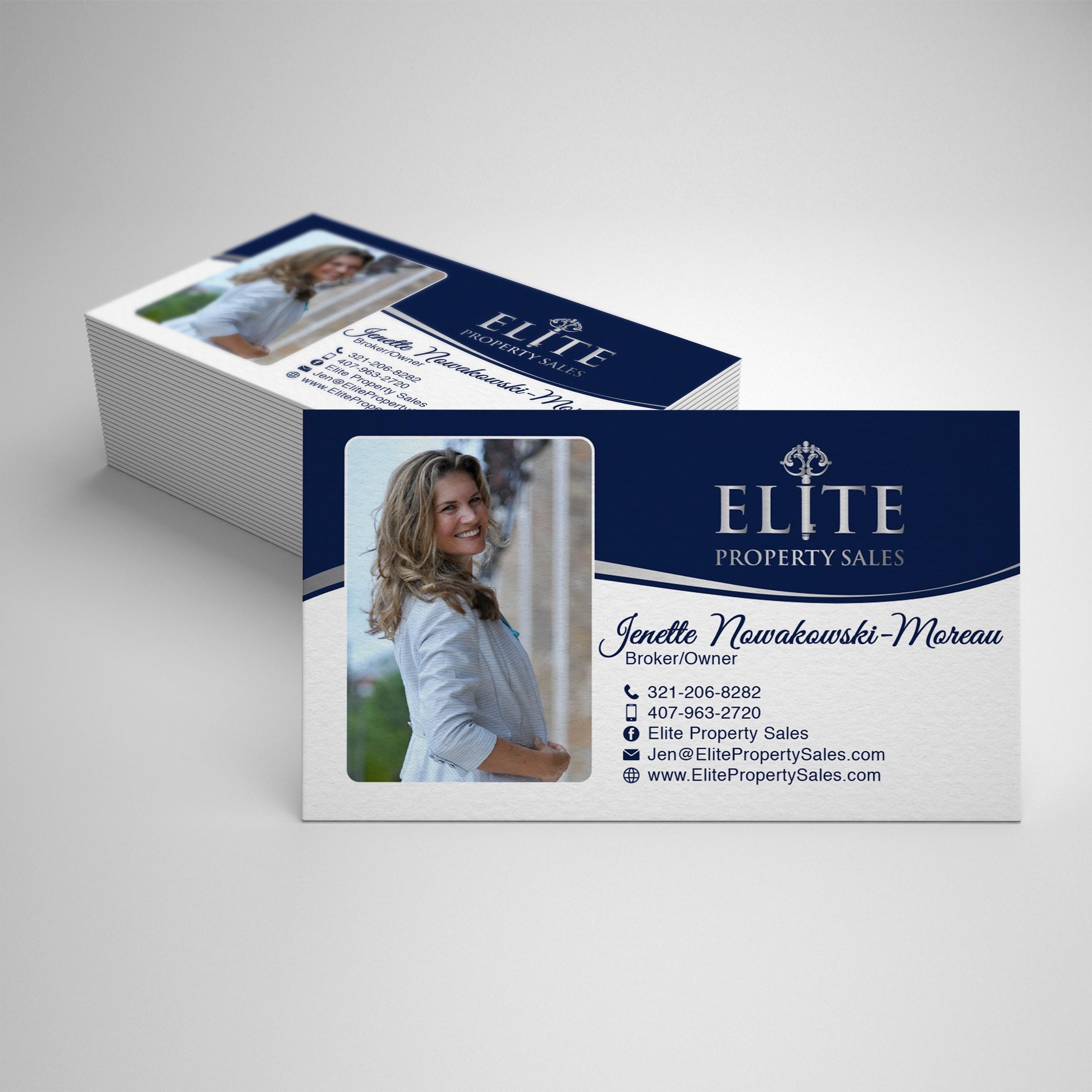 Business Card Redo