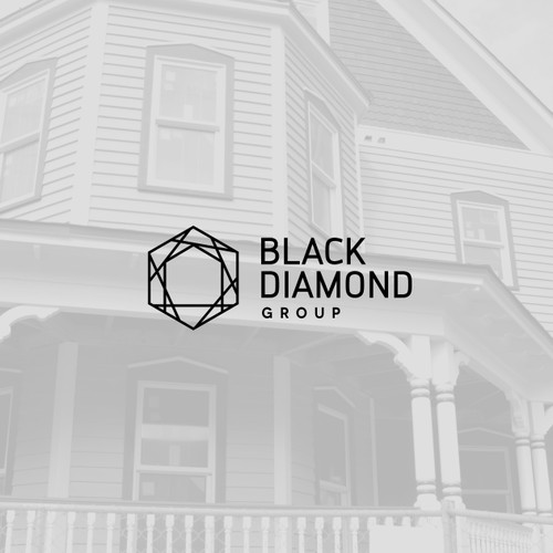 Sophisticated and modern logo for growing real estate team.