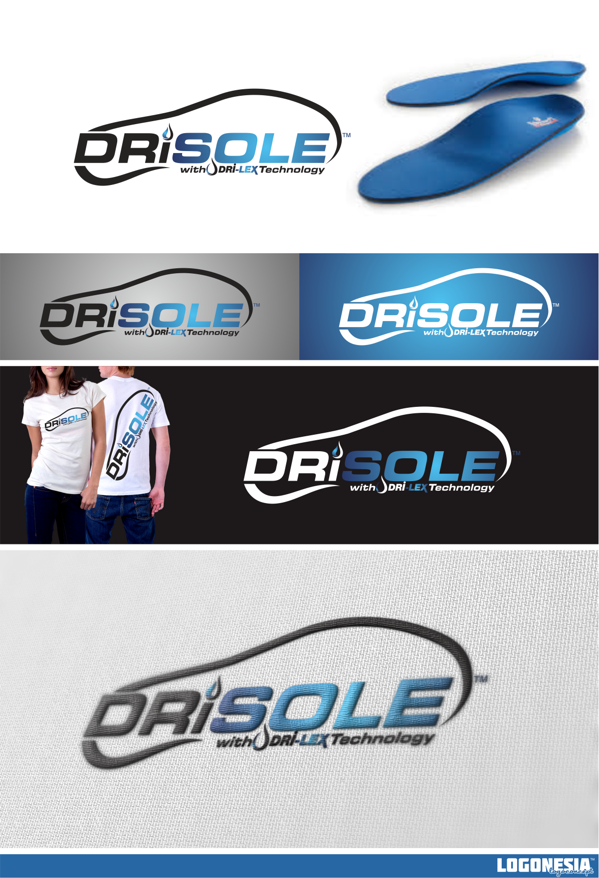 ***LOGO FOR SHOE INSOLE COMPANY NEEDED!!!***