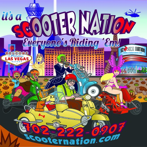 Scooter Nation